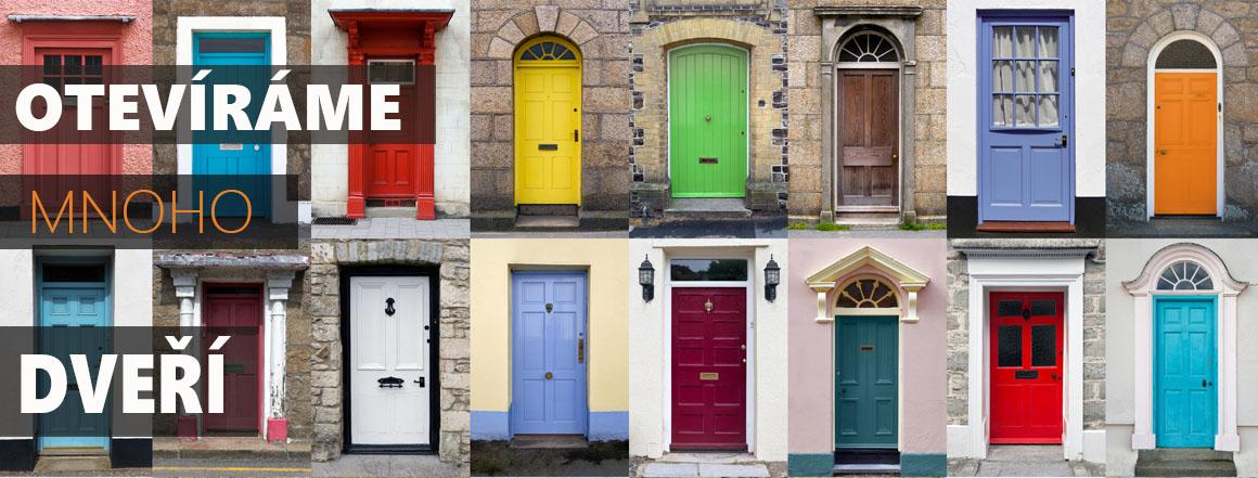 Otevíráme mnoho dveří