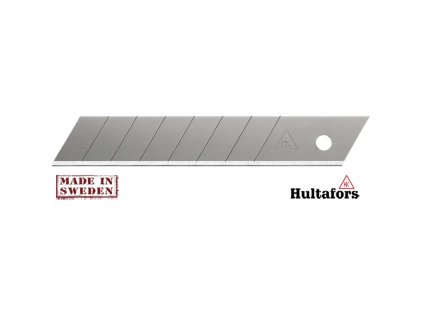 Hultafors náhradní břity pro odlamovací nože RB - BK 18 (389620)