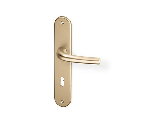 ACT dveřní kování ANNA OV (hliník)