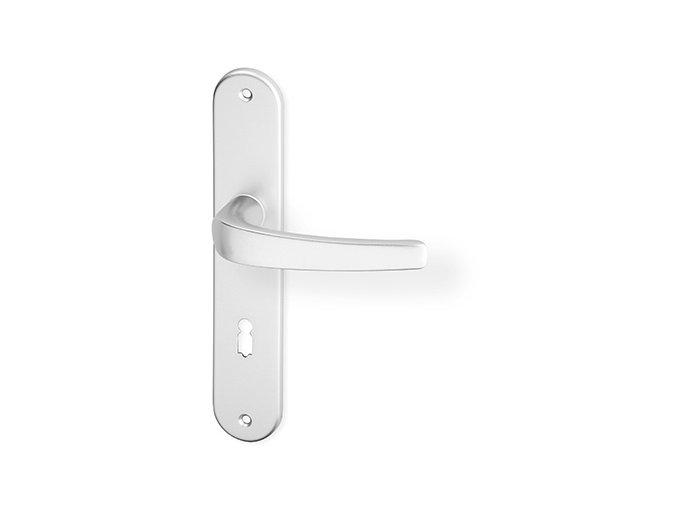 ACT dveřní kování NORA OV (hliník)