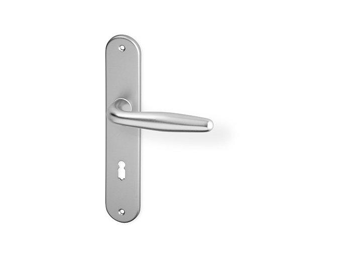 ACT dveřní kování ROBY OV (hliník)