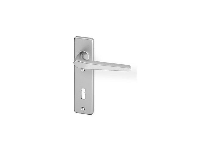 ACT dveřní kování MONTE KR HR (hliník)