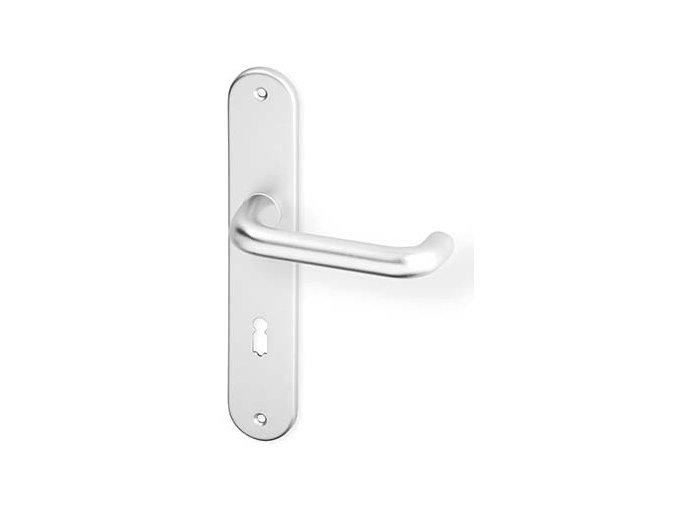 ACT dveřní kování UNA OV (hliník)