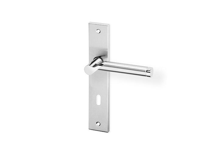 ACT dveřní kování DIJON HR ECO (chrom/nerez)