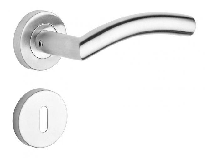 ROSTEX dveřní kování PALERMO (nerez)