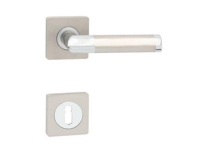 Cobra dveřní kování NICOL S (chrom/ nikl)