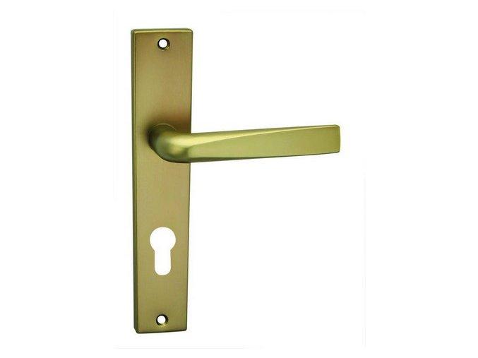 Cobra dveřní kování FLAT (hliník)
