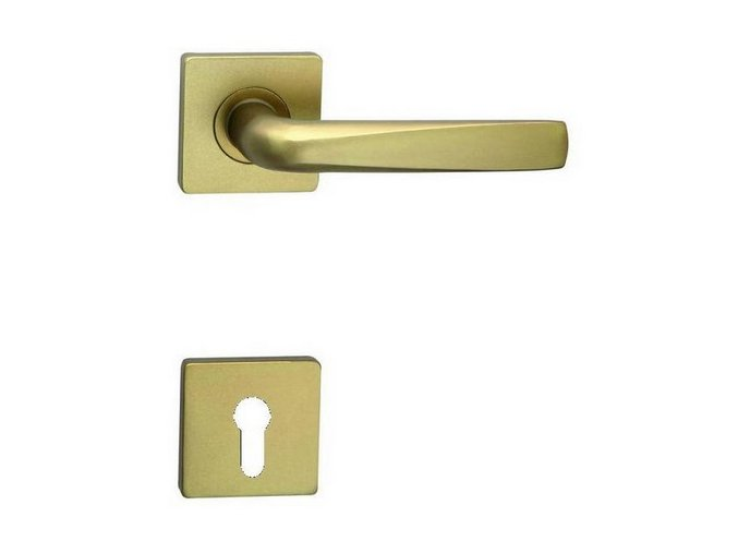 Cobra dveřní kování FLAT S (hliník)
