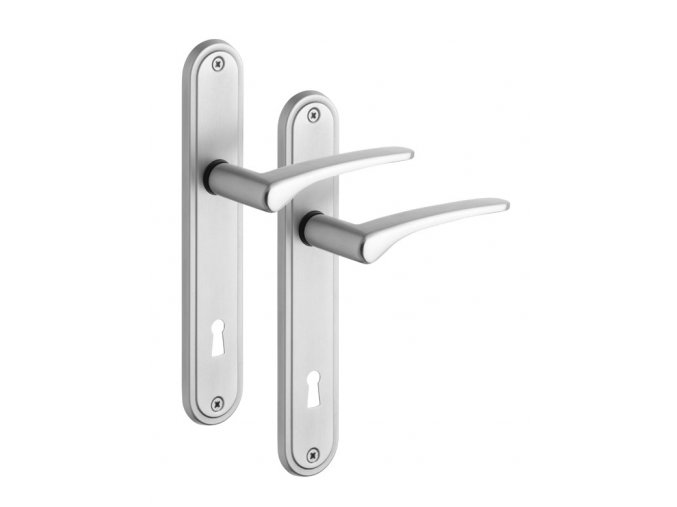 ROSTEX dveřní kování IDEAL (nerez)