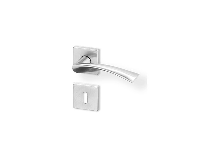 ACT dveřní kování EURA R HR PK (nerez)