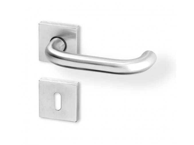 ACT dveřní kování UNA R HR PK (nerez)