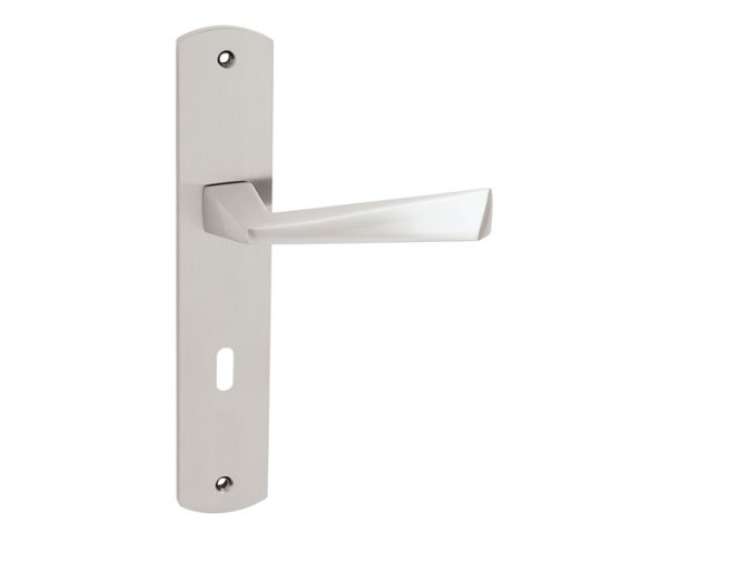 WB dveřní kování NORA 044 (nikl)