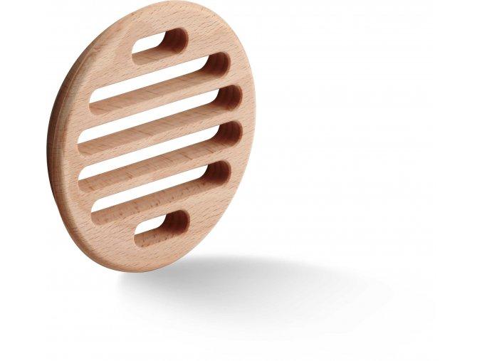 ACT větrací MŘÍŽKA dřevěná kulatá