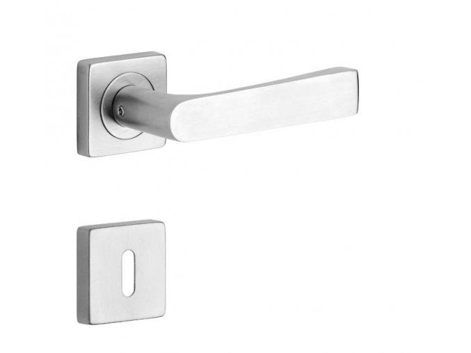 ROSTEX dveřní kování BOLOGNA/H (nerez)
