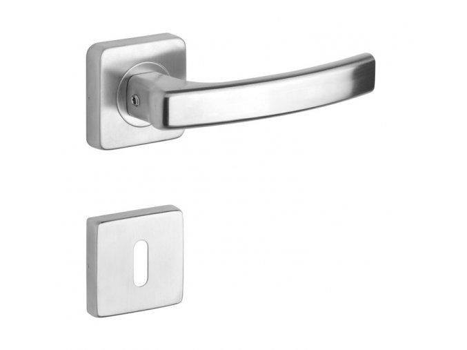 ROSTEX dveřní kování MARSIA/H (nerez)