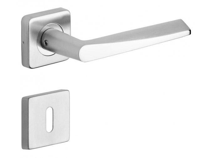 ROSTEX dveřní kování PARMA/H (nerez)