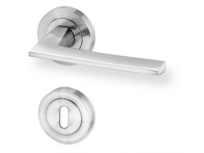 ACT dveřní kování DRESDEN R (ef. nerez)