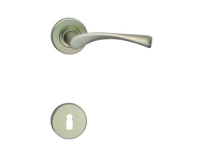 Cobra dveřní kování GIUSSY R (hliník)