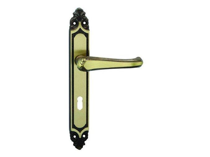 Cobra dveřní kování IKARUS (bronz)