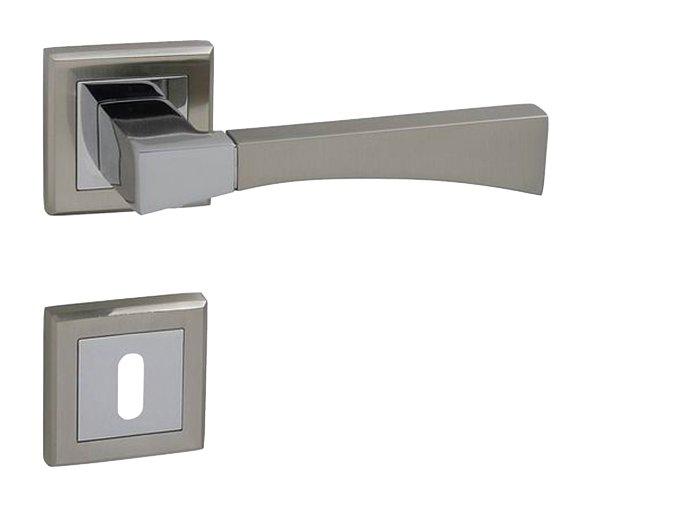 WB dveřní kování DEO 032 HR (chrom/nikl)