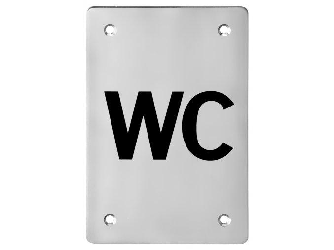ACT piktogram WC HR (nerez)