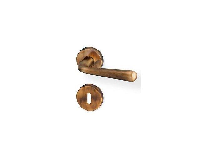 ACT dveřní kování CHARLIE R PK (bronz)
