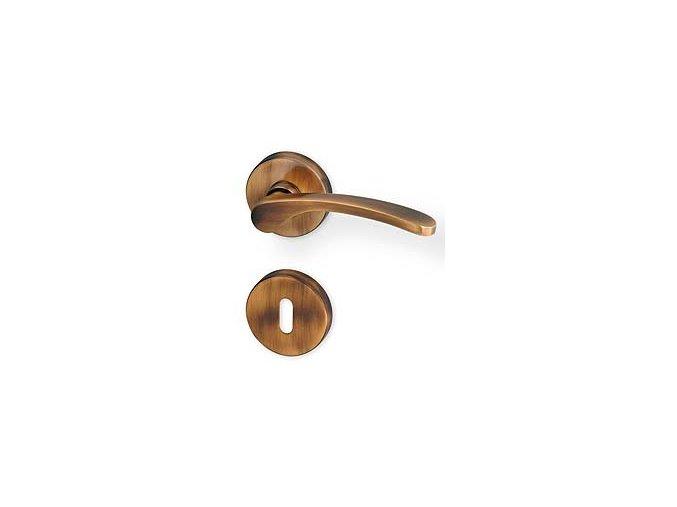 ACT dveřní kování JANA R PK (bronz)