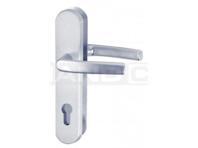 RICHTER Bezpečnostní kování R.111.PZ.TB2 (hliník)