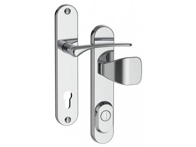 ROSTEX Bezpečnostní kování BK R1/O IDEAL (BT 3)