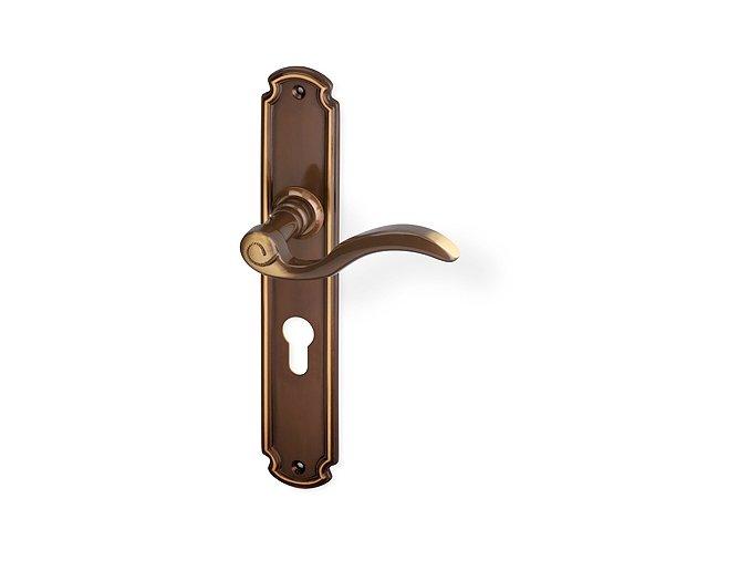 ACT dveřní kování ENNA (bronz)