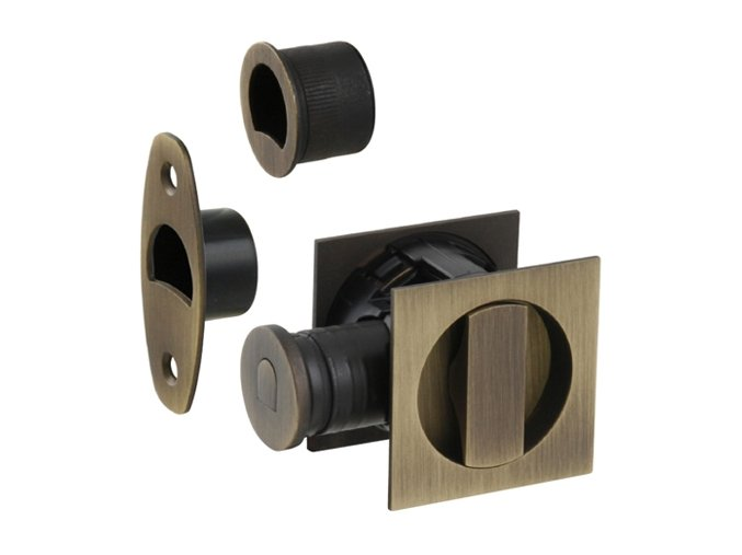 HookyZERO Set pro posuvné dveře SAB HR OGS (hranatý)