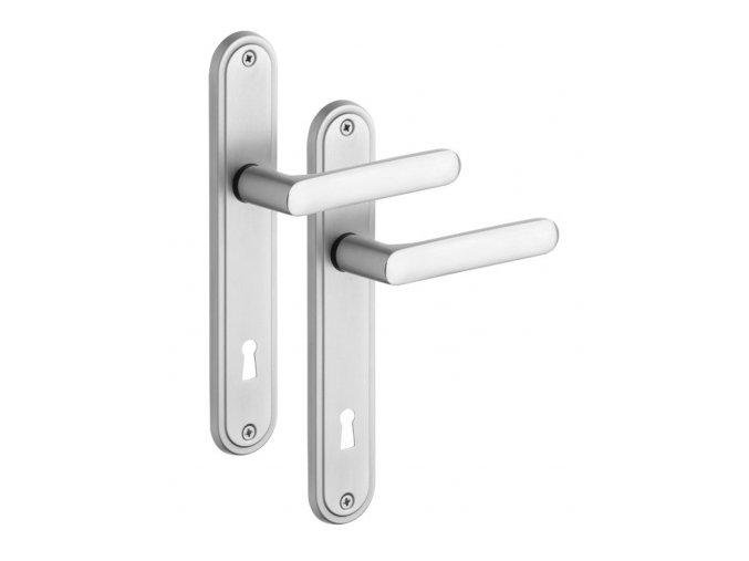 ROSTEX dveřní kování EXCLUSIVE (nerez)