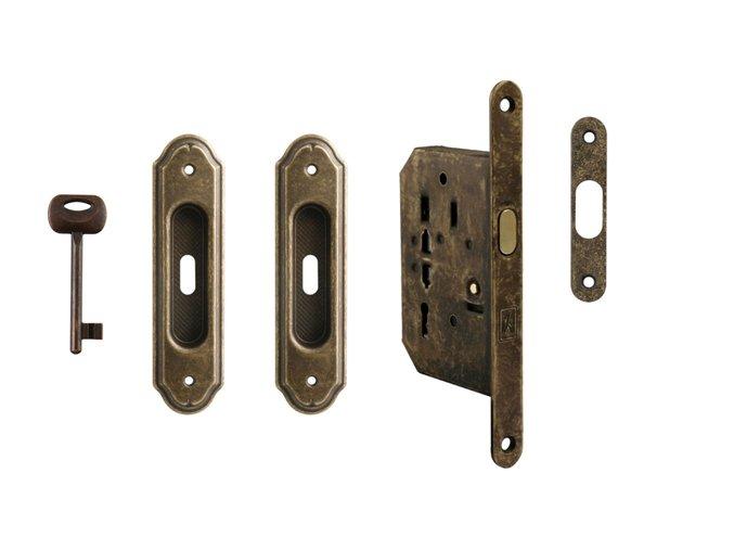 MP Set pro posuvné dveře BB/S Rustikální OBA