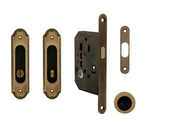 MP Set pro posuvné dveře WC Rustikální OGS