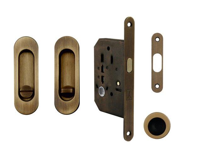 MP Set pro posuvné dveře WC Oválný OGS