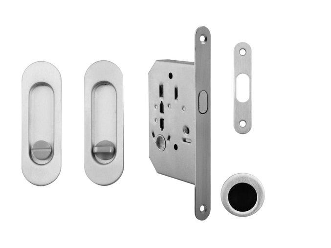 MP Set pro posuvné dveře WC Oválný OCS