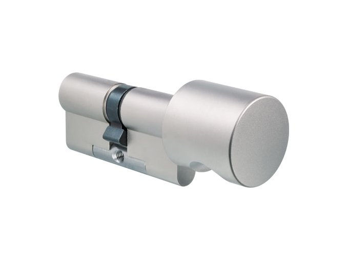 EVVA Bezpečnostní cylindrická vložka ICS s knoflíkem (RC 4)