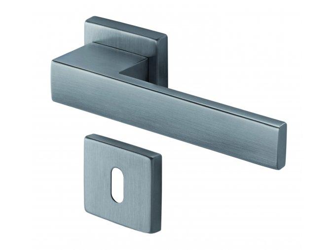 Cobra dveřní kování Q-ARTE S (chrom mat)