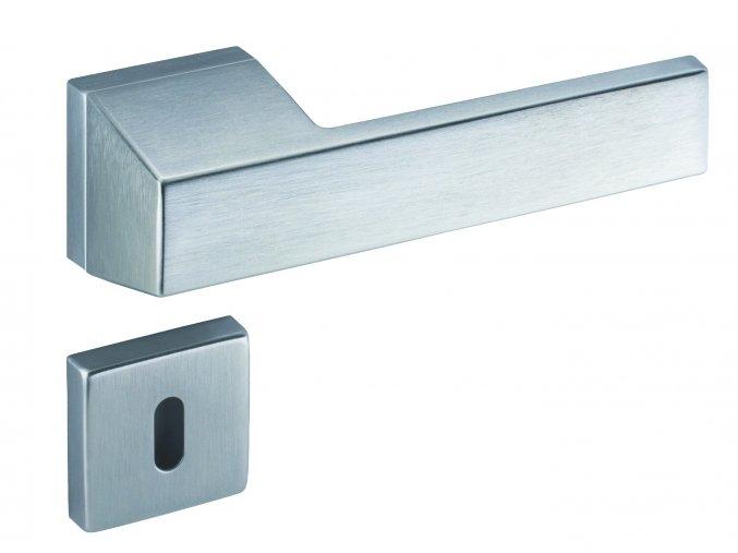 Cobra dveřní kování UNIQUA S (chrom mat)