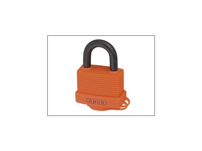 ABUS 717 45AL oranžový