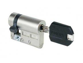 Bezpečnostní cylindrická půlvložka TOKOZ PRO 300 (RC3)