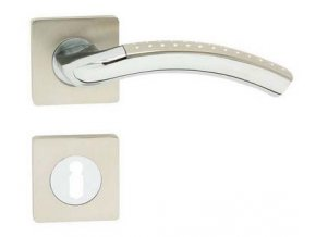 Cobra dveřní kování SHARON S (chrom/ nikl)