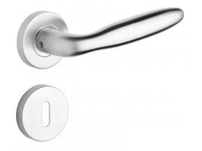 ROSTEX dveřní kování BOLZANO (nerez)