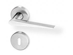 ACT dveřní kování ELEGANCE R (nerez)