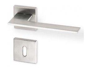 ACT dveřní kování VERSA R HR (nikl)