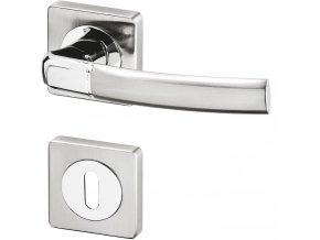 ACT dveřní kování KIEL R HR (chrom/nerez)