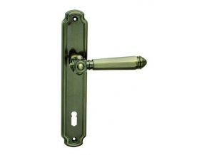 Cobra dveřní kování ATLANTIS (bronz)