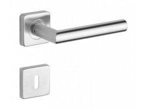 ROSTEX dveřní kování VIGO/H (nerez)