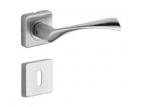 ROSTEX dveřní kování MILANO/H (nerez)