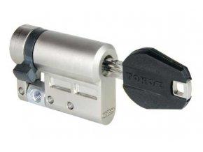 Bezpečnostní cylindrická půlvložka TOKOZ PRO 400 (RC4)
